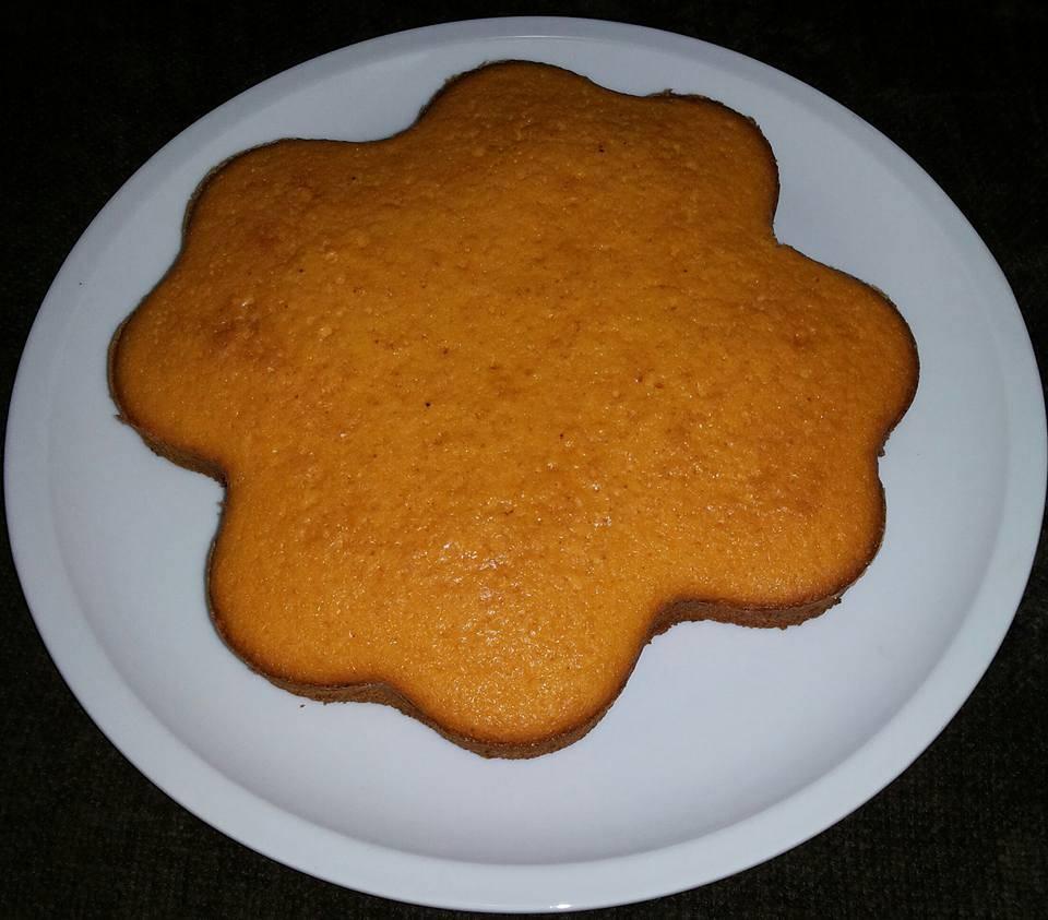 Custard Orange Cake Recipe 2