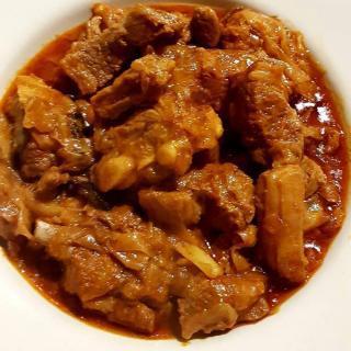 Mutton and Cabbage Recipe