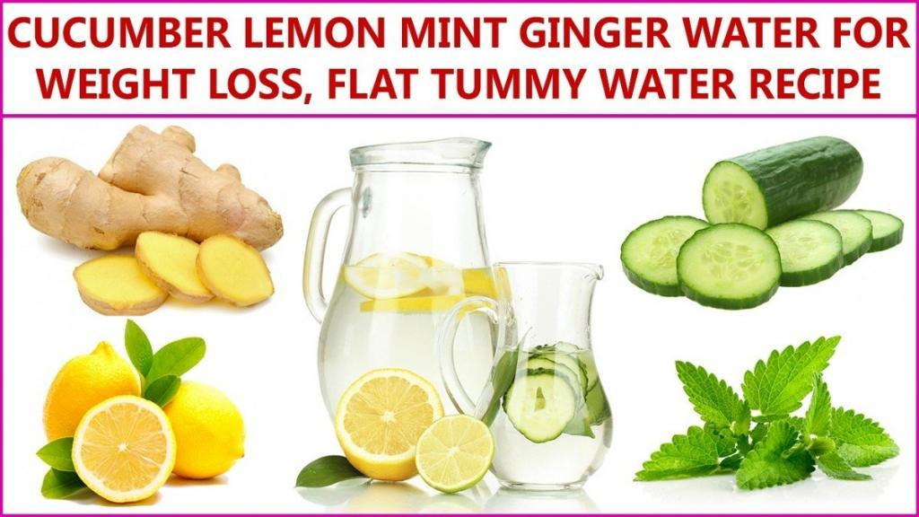 Cucumber and Lemon Detox Juice Recipes