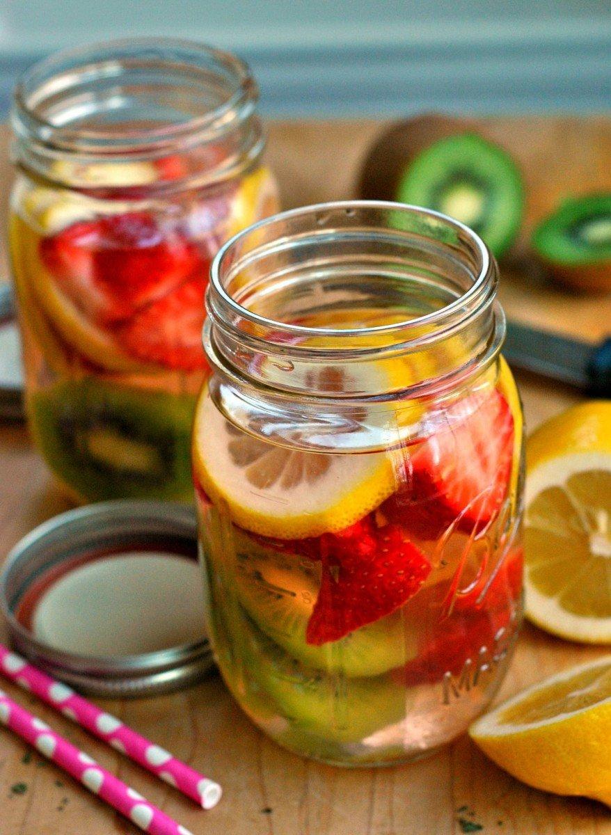 Fat Burner and Edema Remover Detox Water Recipe