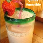 Quince Smoothie Recipe