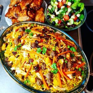 The Most Delicious Biryani