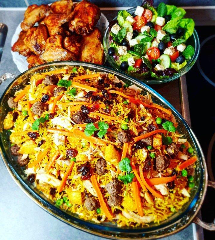 The Most Delicious Biryani
