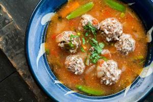 Albondigas Soup Recipe Savory and Delicious