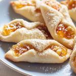 Apricot Dessert Pastry