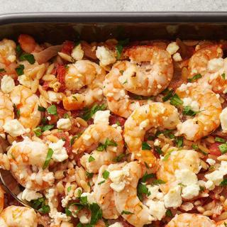 Easy and Delicious Baked Shrimp Recipe