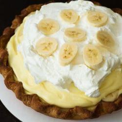 Delicious and Easy Banana Cream Pie