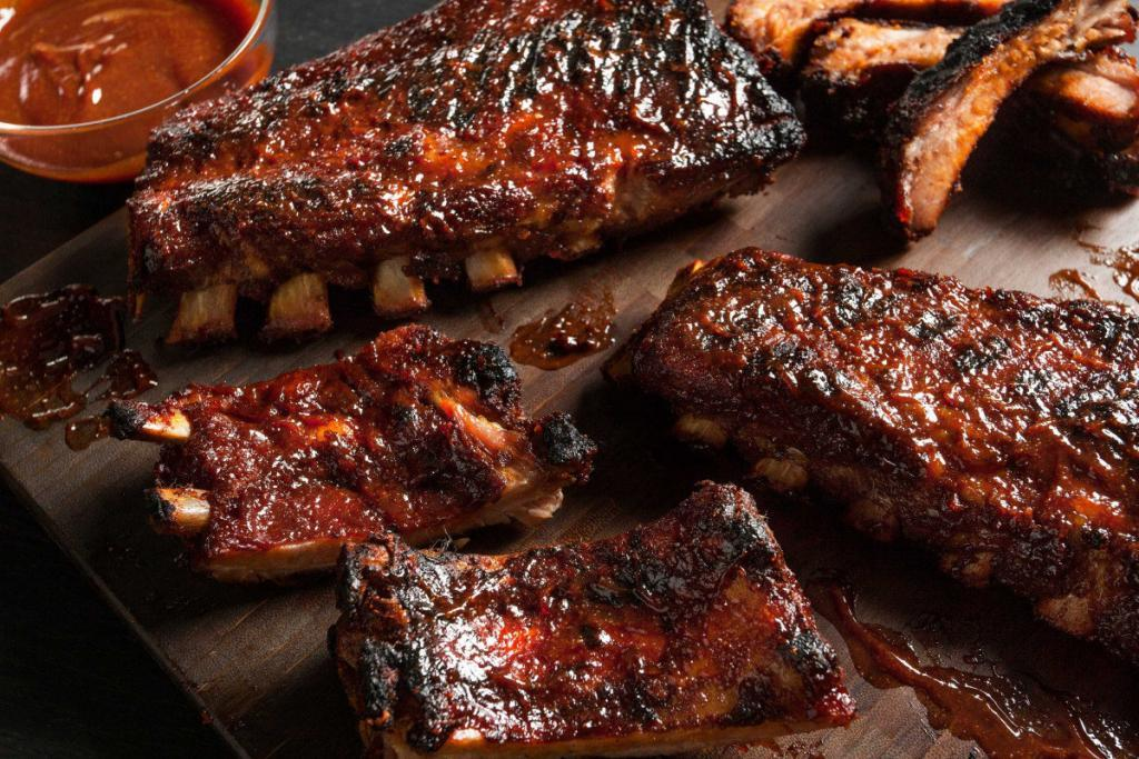 Barbecue Pork Ribs Recipe