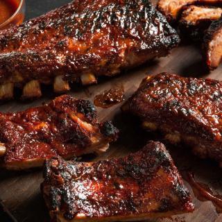 Most Delicious Barbecue Pork Ribs Recipe