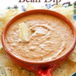 Bean Dip Recipe, Easy and Great for Parties