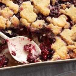 Mouthwatering Delicious Blackberry Cobbler Recipe