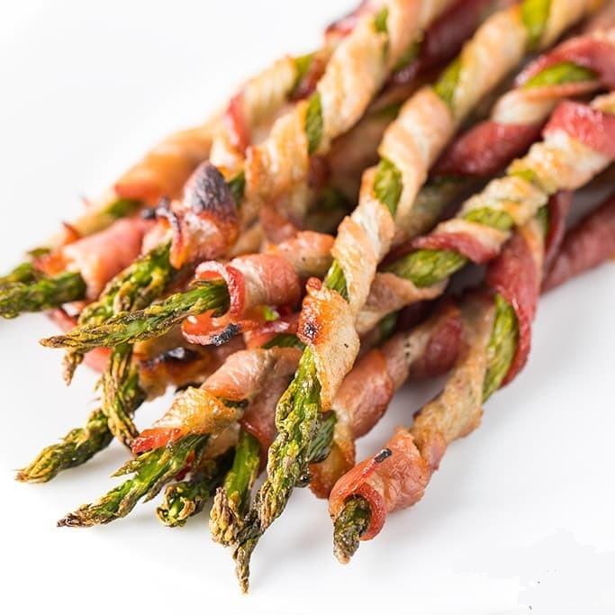 Delectable Asparagus Appetizer Recipe