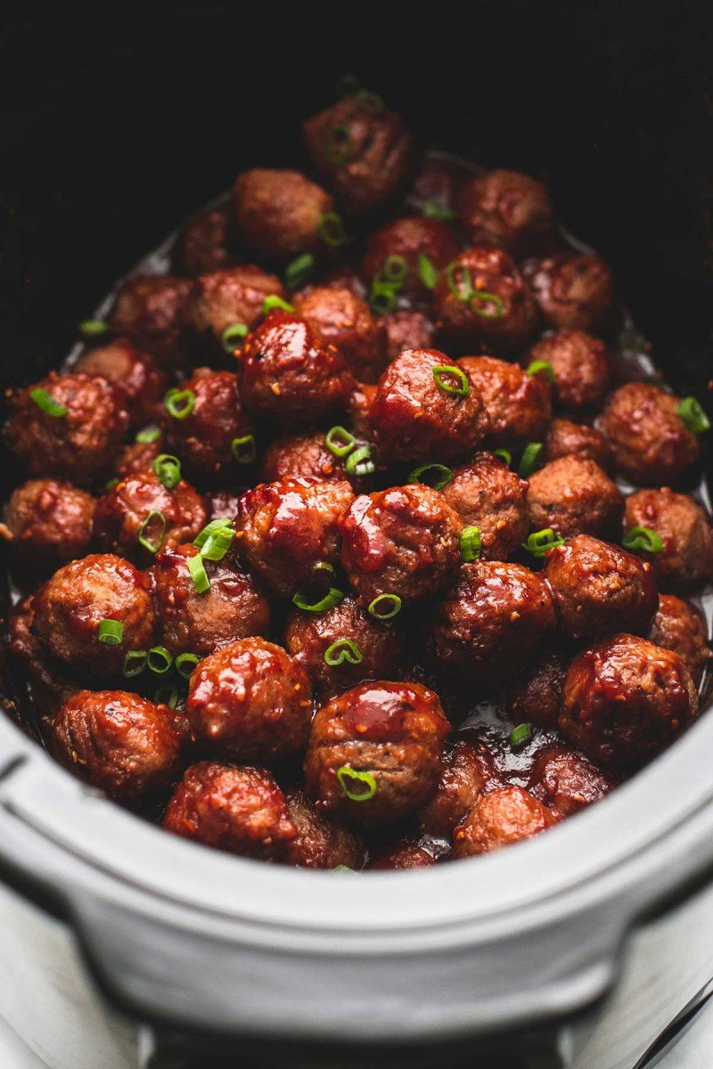 Delectable Meatball Appetizer Recipe