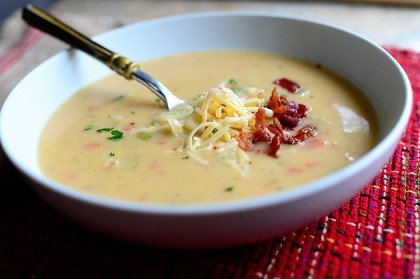 Delicious Recipe for Potato Soup