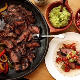 Delicious and Easy Beef Fajita Recipe