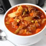 Family Pleasing Vegetable Beef Soup Recipe