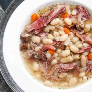 Easy and Delicious Ham and Bean Soup Recipe