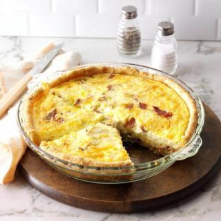 Hearty and Delicious Breakfast Quiche Recipe