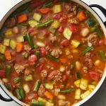 Italian Sausage Soup Spicy and Delicious