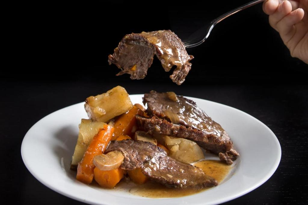 Pressure Cooker Pot Roast, Easy, Healthy and Fast
