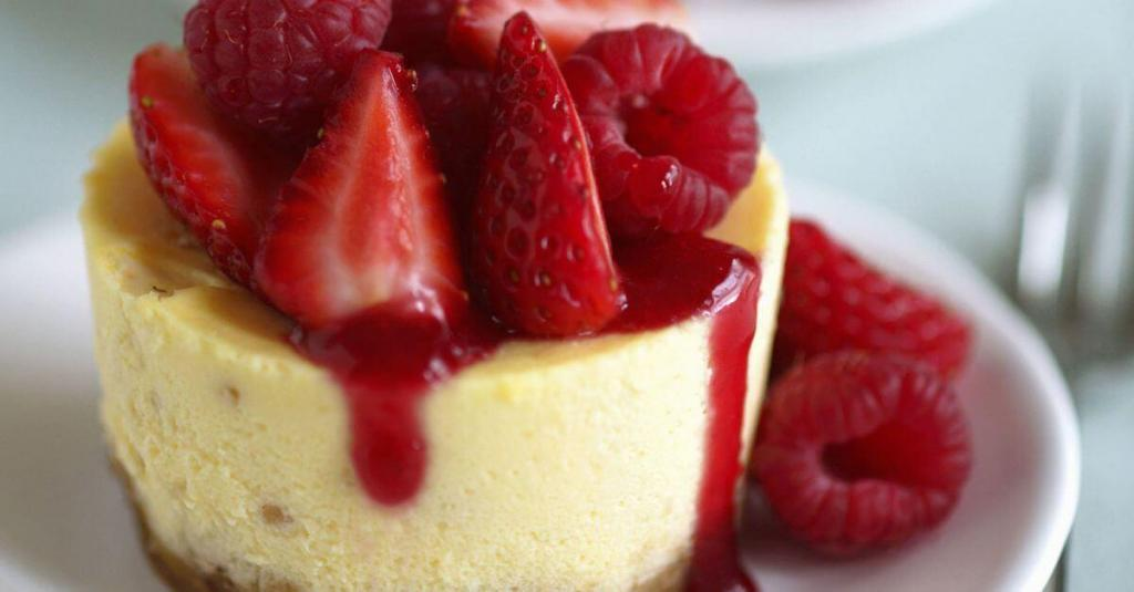 Quick Cheesecake