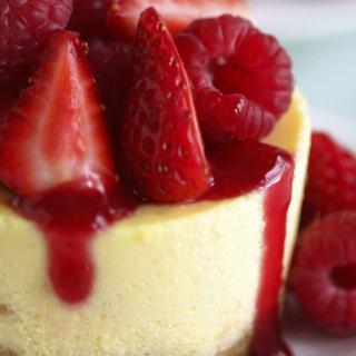 Scrumptious and Quick Cheesecake