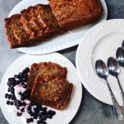 The Most Delicious Moist Banana cake Recipe