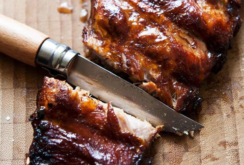 Pressure Cooker Ribs Recipe