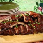 SWEET AND SPICY PORK RIB RECIPES