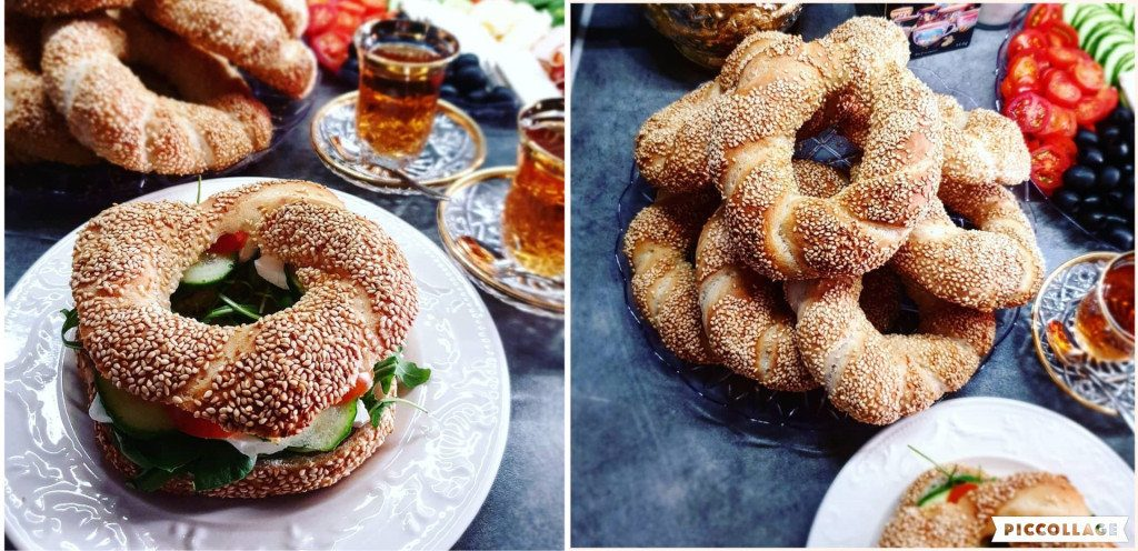 THE MOST DELICIOUS TURKISH BAGELS SIMIT