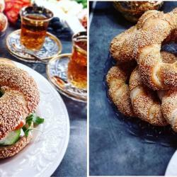 HOW TO MAKE THE MOST DELICIOUS TURKISH BAGELS SIMIT