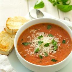 Asiago Tomato Soup Recipe