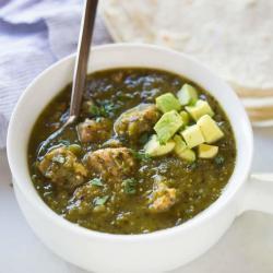 Tasty Authentic Chile Verde Recipe