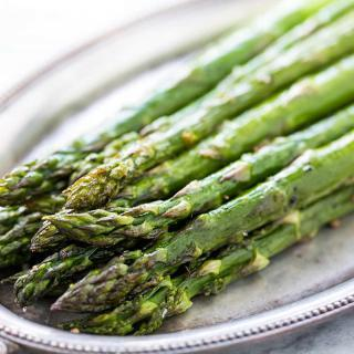 Tangy Baked Asparagus Recipe