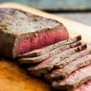 Succulent Broiled Steak Recipe