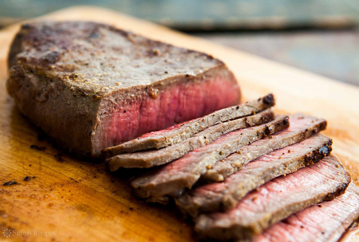 BROILED STEAK RECIPE