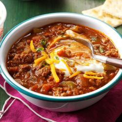 Simple and Delicious Crock Pot Chili Recipe