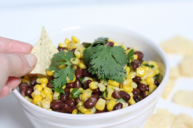 Corn and Black Bean Salsa tasty Recipe