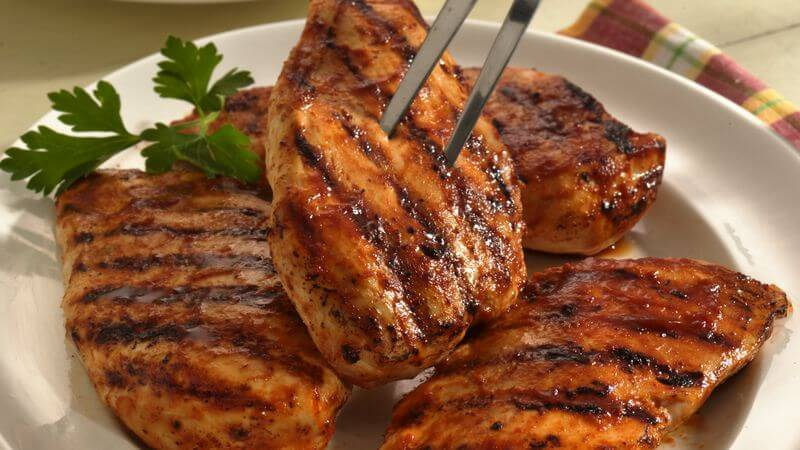 Delicious Barbecued Teriyaki Chicken Recipes