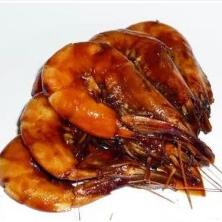 Dragon Shrimp Recipe
