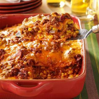 Easy and Delicious Enchilada Casserole Recipe