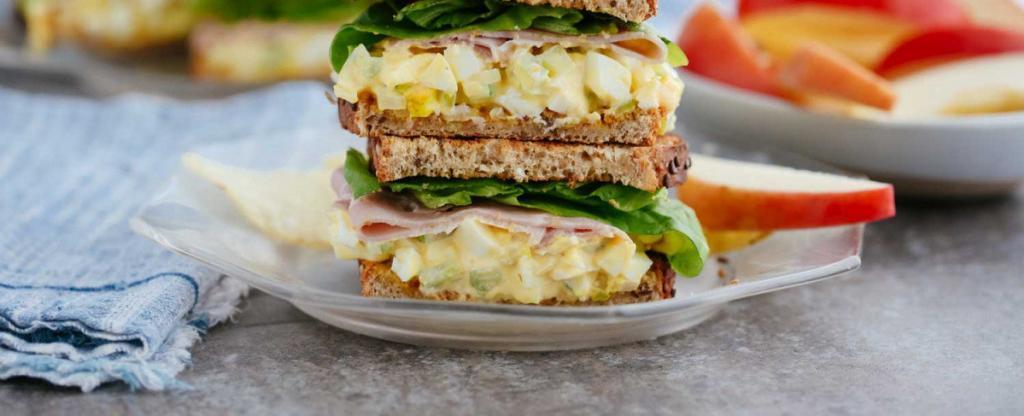 Egg Salad Panini Recipe