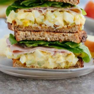 Egg Salad Panini Recipe