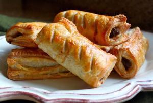 Feta and Kielbasa Sausage Roll Recipe