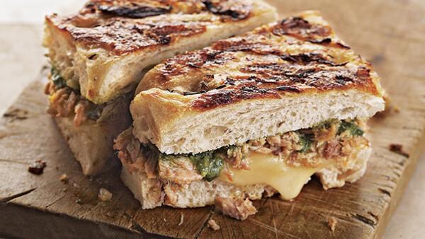 Grilled Tuna Panini