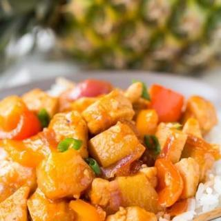 Hawaiian Chicken Recipe
