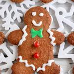 Homemade Gingerbread Cookies Recipe