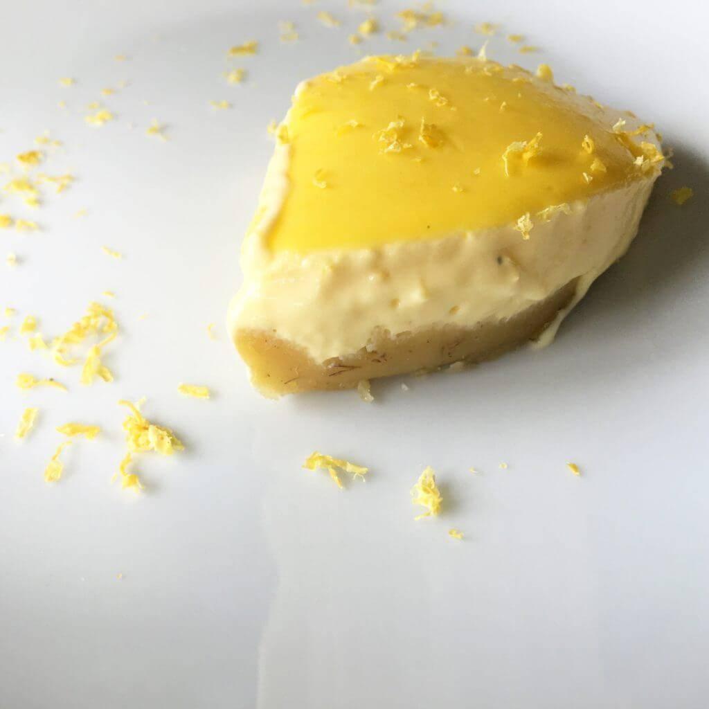 Keto Lemon Pie Recipe