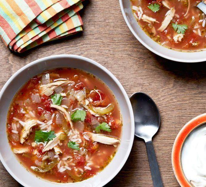 Mexican Chicken Stew Recipe