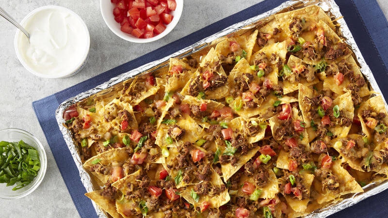 Nacho Recipe